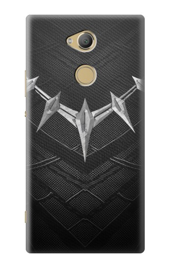 Printed Black Panther Inspired Costume Necklace Sony Xperia XA2 Ultra Case