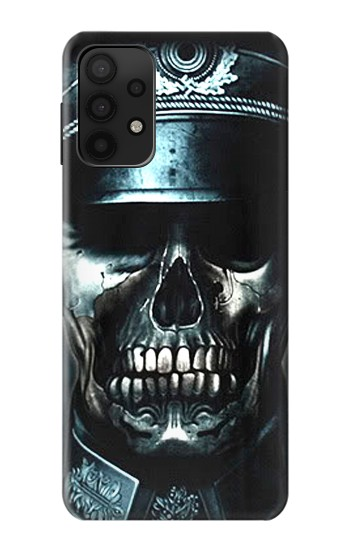 Printed Skull Soldier Zombie Samsung Galaxy A32 5G Case
