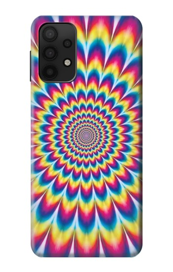 Printed Colorful Psychedelic Samsung Galaxy A32 5G Case