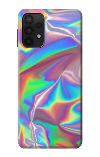Printed Holographic Photo Printed Samsung Galaxy A32 5G Case