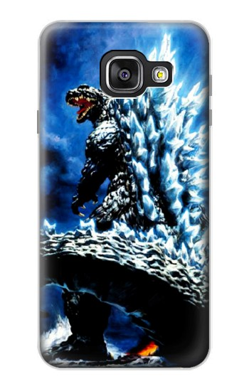 Printed Godzilla Giant Monster Samsung Galaxy A3 (2016) Case