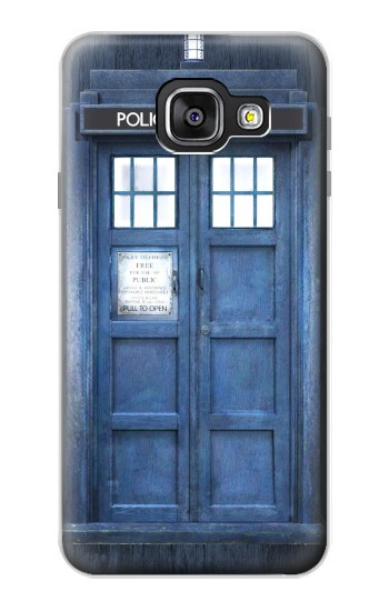 Printed Doctor Who Tardis Samsung Galaxy A3 (2016) Case