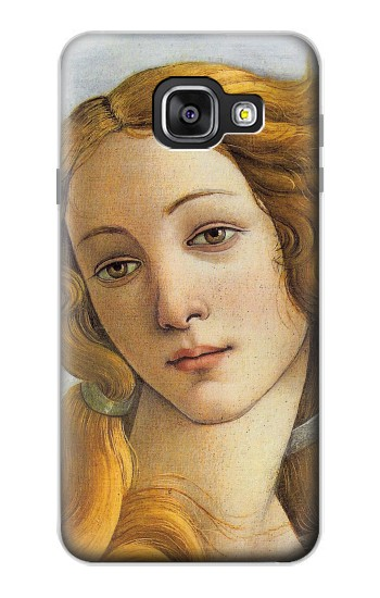 Printed Botticelli Birth of Venus Painting Samsung Galaxy A3 (2016) Case