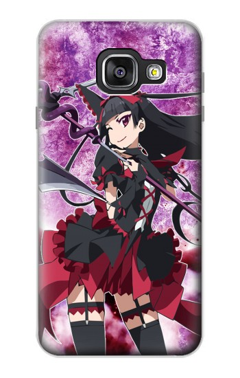 Printed Gate Rory Mercury Samsung Galaxy A3 (2016) Case