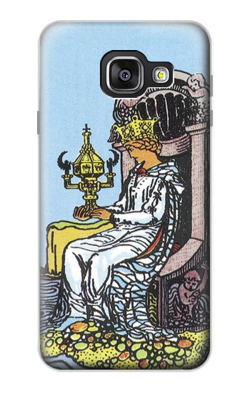 Printed Tarot Card Queen of Cups Samsung Galaxy A3 (2016) Case