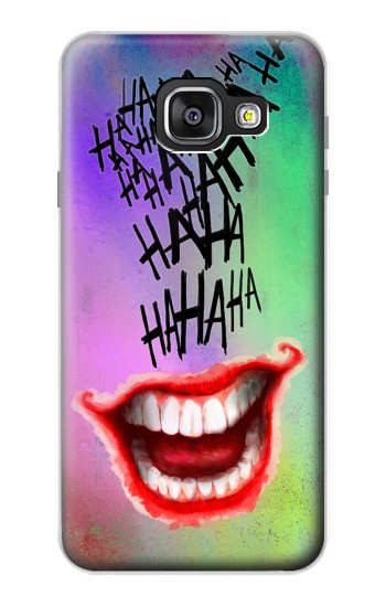 Printed Joker Hahaha Tattoo Samsung Galaxy A3 (2016) Case