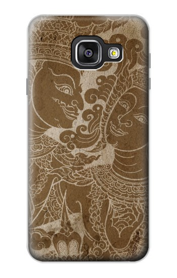 Printed Thai Traditional Art Samsung Galaxy A3 (2016) Case