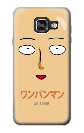 Printed Saitama One Punch Man Samsung Galaxy A3 (2016) Case