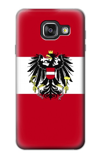 Printed Variant flag of Austria Samsung Galaxy A3 (2016) Case