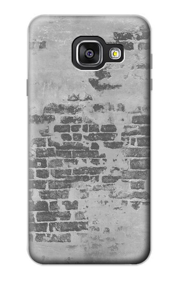 Printed Old Brick Wall Samsung Galaxy A3 (2016) Case