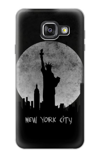 Printed New York City Samsung Galaxy A3 (2016) Case