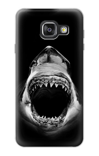 Printed Great White Shark Samsung Galaxy A3 (2016) Case