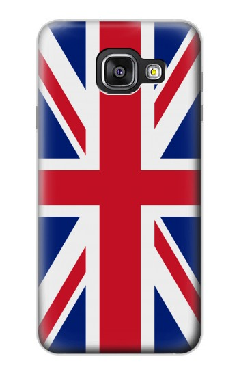 Printed Flag of The United Kingdom Samsung Galaxy A3 (2016) Case