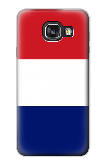 Printed Flag of France and the Netherlands Samsung Galaxy A3 (2016) Case