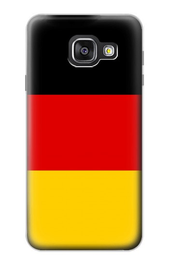Printed Flag of Germany Samsung Galaxy A3 (2016) Case