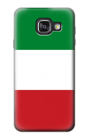 Printed Flag of Italy and Mexico Samsung Galaxy A3 (2016) Case