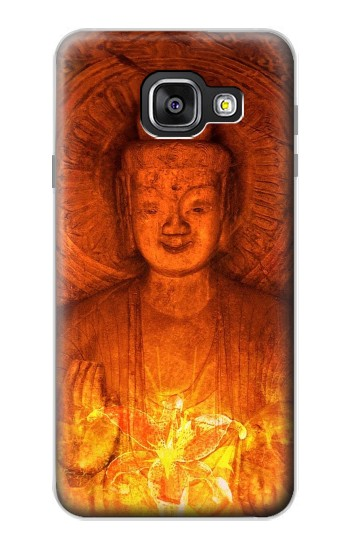 Printed Buddha Spiritual Holy Lights Samsung Galaxy A3 (2016) Case