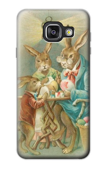 Printed Easter Rabbit Family Samsung Galaxy A3 (2016) Case