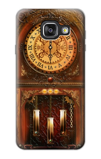 Printed Grandfather Clock Samsung Galaxy A3 (2016) Case