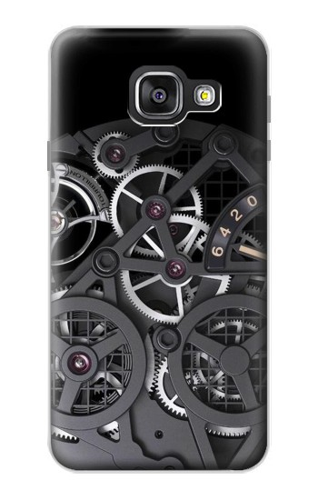 Printed Inside Watch Black Samsung Galaxy A3 (2016) Case