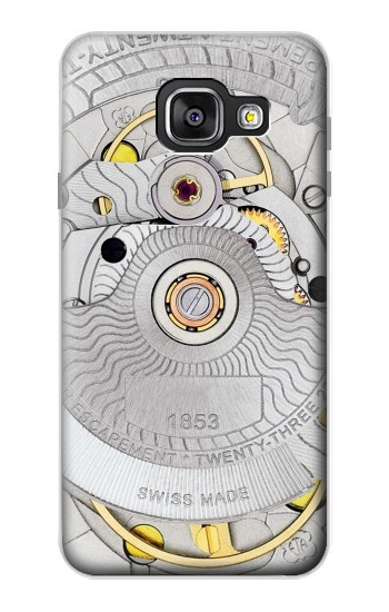 Printed Inside Watch Samsung Galaxy A3 (2016) Case
