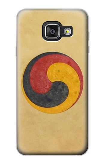 Printed Korean Traditional Drum Samsung Galaxy A3 (2016) Case