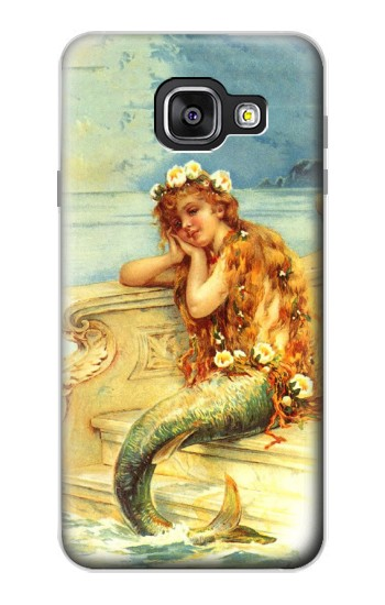 Printed Little Mermaid Painting Samsung Galaxy A3 (2016) Case