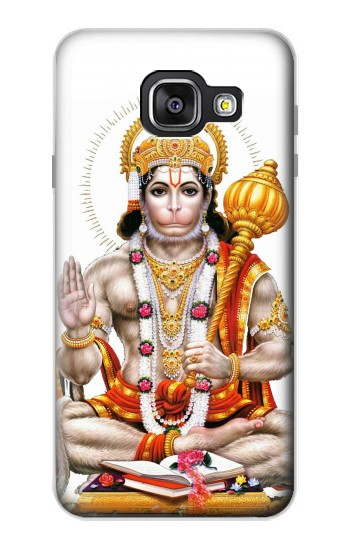 Printed Lord Hanuman Chalisa Hindi Hindu Samsung Galaxy A3 (2016) Case