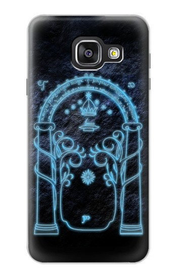 Printed Lord of The Rings Mines of Moria Gate Samsung Galaxy A3 (2016) Case