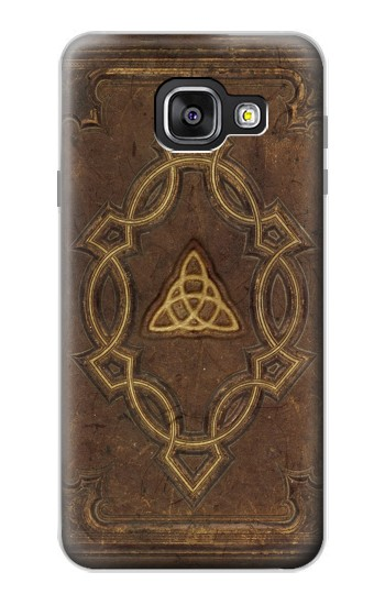 Printed Spell Book Cover Samsung Galaxy A3 (2016) Case