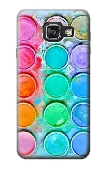 Printed Watercolor Mixing Samsung Galaxy A3 (2016) Case
