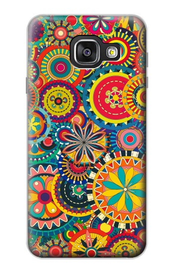 Printed Colorful Pattern Samsung Galaxy A3 (2016) Case