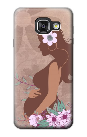 Printed Pregnant Mommy Baby Samsung Galaxy A3 (2016) Case