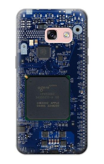Printed Board Circuit Samsung Galaxy A3 (2017) Case