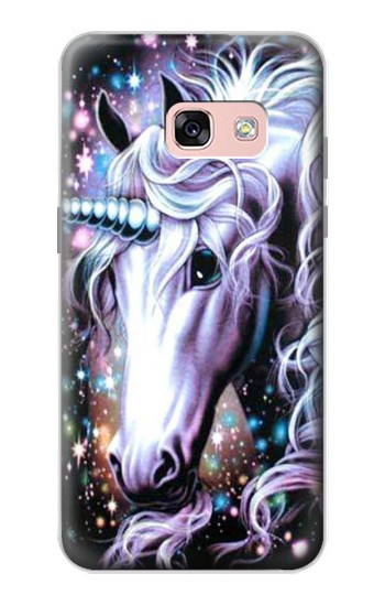 Printed Unicorn Horse Samsung Galaxy A3 (2017) Case