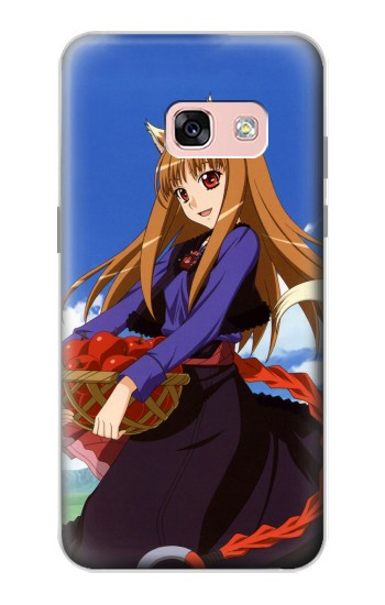 Printed Spice and Wolf Horo Samsung Galaxy A3 (2017) Case