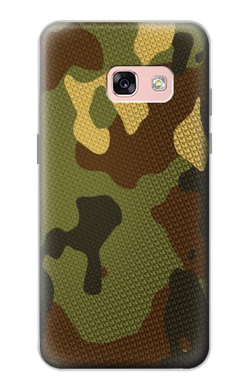 Printed Camo Camouflage Graphic Printed Samsung Galaxy A3 (2017) Case