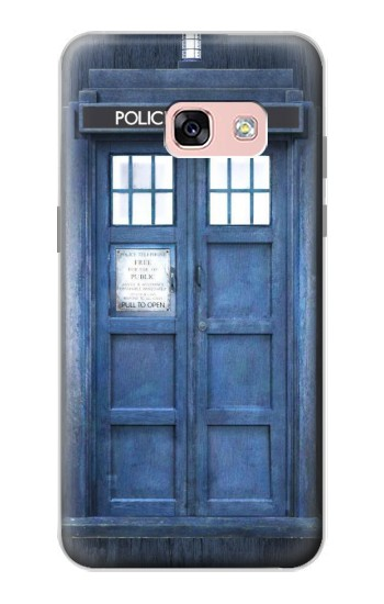 Printed Doctor Who Tardis Samsung Galaxy A3 (2017) Case