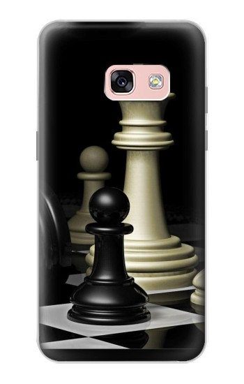 Printed Chess King Samsung Galaxy A3 (2017) Case