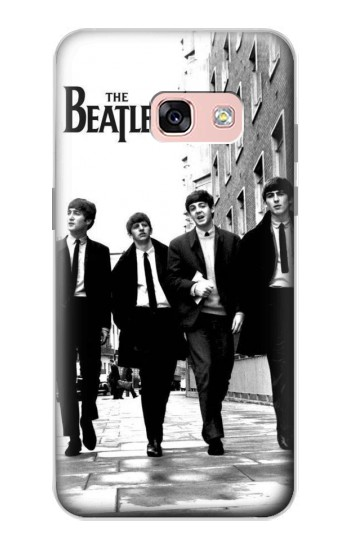 Printed The Beatles in London Samsung Galaxy A3 (2017) Case
