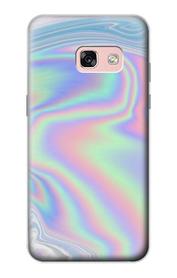 Printed Pastel Holographic Photo Printed Samsung Galaxy A3 (2017) Case