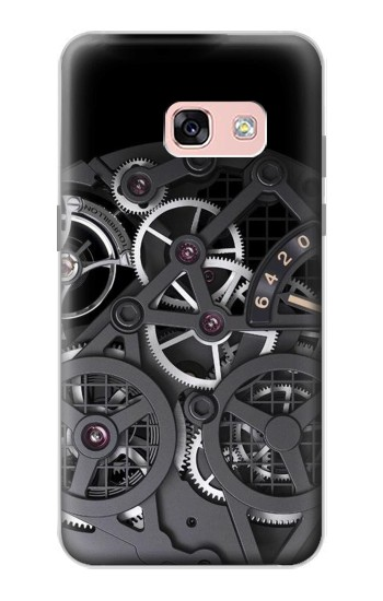 Printed Inside Watch Black Samsung Galaxy A3 (2017) Case