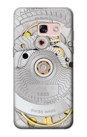 Printed Inside Watch Samsung Galaxy A3 (2017) Case