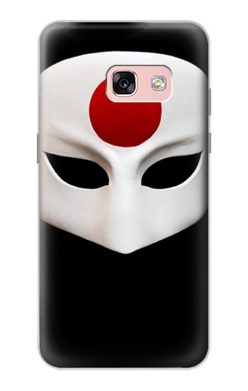 Printed Japan Katana Mask Samsung Galaxy A3 (2017) Case