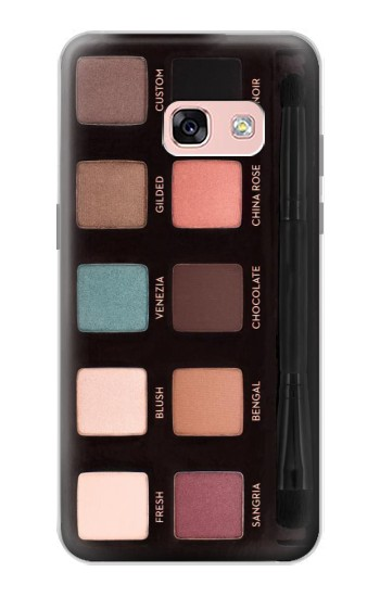 Printed Lip Palette Samsung Galaxy A3 (2017) Case