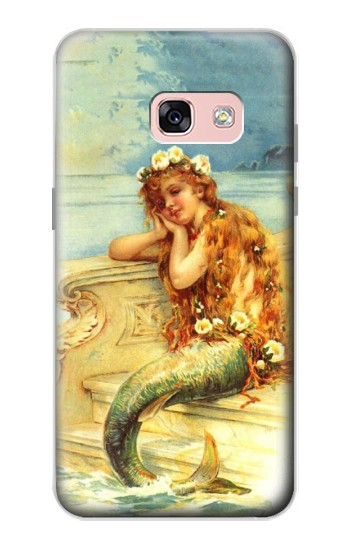 Printed Little Mermaid Painting Samsung Galaxy A3 (2017) Case