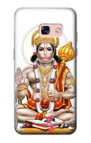 Printed Lord Hanuman Chalisa Hindi Hindu Samsung Galaxy A3 (2017) Case