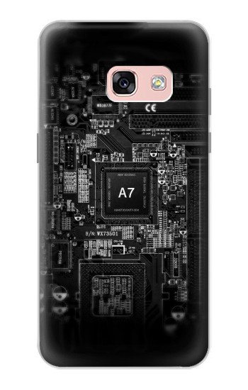 Printed Mobile Phone Inside Samsung Galaxy A3 (2017) Case