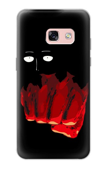 Printed One Punch Man Fight Samsung Galaxy A3 (2017) Case