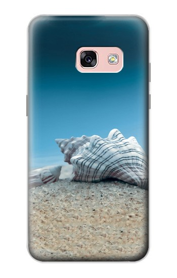 Printed Sea Shells Under the Sea Samsung Galaxy A3 (2017) Case